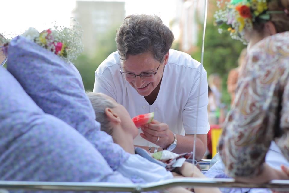 Бесплатный хоспис для больных деменцией дома престарелых в заостровье калининградская область